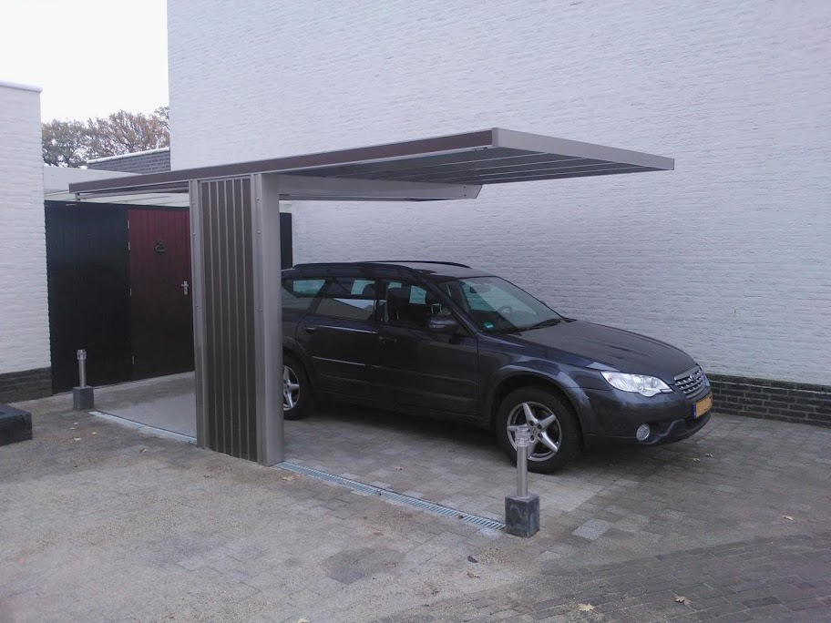 Design carport - Skiatsu.be