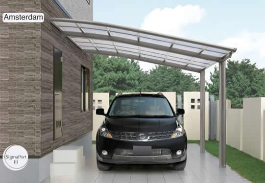 skiatsu aluminium carport my blog. Black Bedroom Furniture Sets. Home Design Ideas